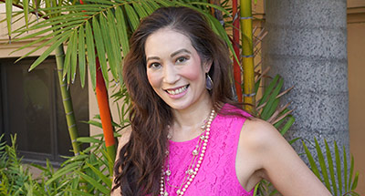 Brooke Tanaka, Staff, Department of Women's Studies, UH Mānoa