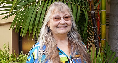 Kathy Ferguson, Faculty, Department of Women's Studies, UH Mānoa