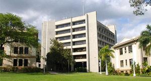 Saunders Hall, University of Hawaiʻi at Mānoa